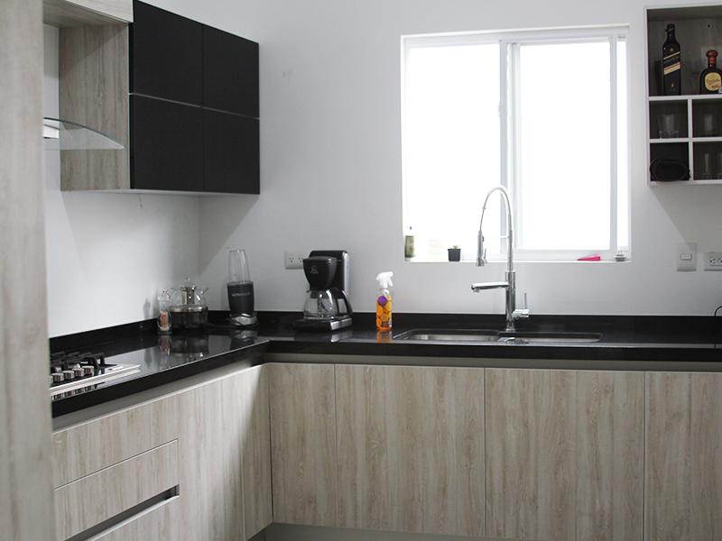 Proyectos la maderoteca - Cocinas de madera modernas ...